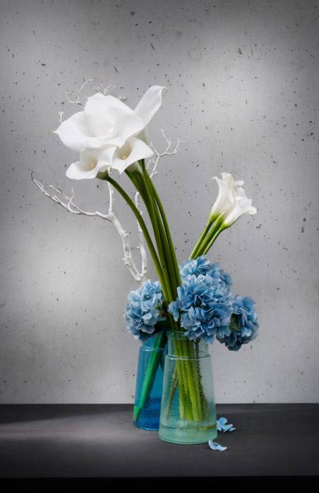 des fleurs artificielles pour toutes les saisons toute l 39 ann e durant piscine et jardin. Black Bedroom Furniture Sets. Home Design Ideas